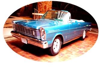 Paul's Car